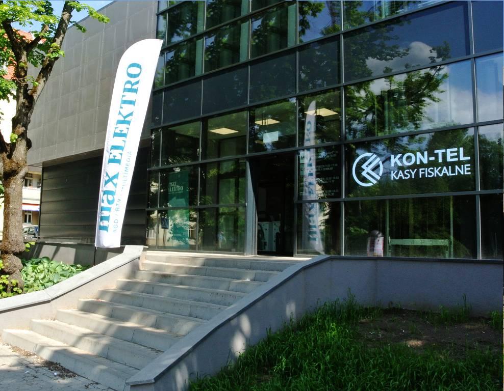 Kon-Tel Olsztyn kasy fiskalne