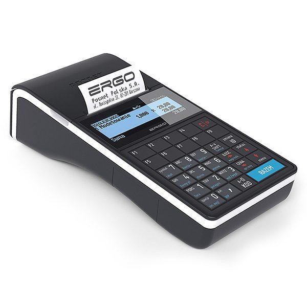 kasa fiskalna mobilna ERGO posnet